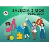 Mierzęcicki GOK zaprasza na zajęcia w roku szkolnym 2020/2021